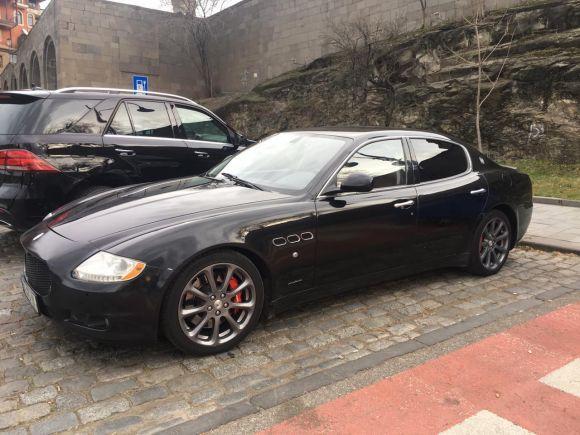 Maserati Quattroporte 2009г. 4.7л.
