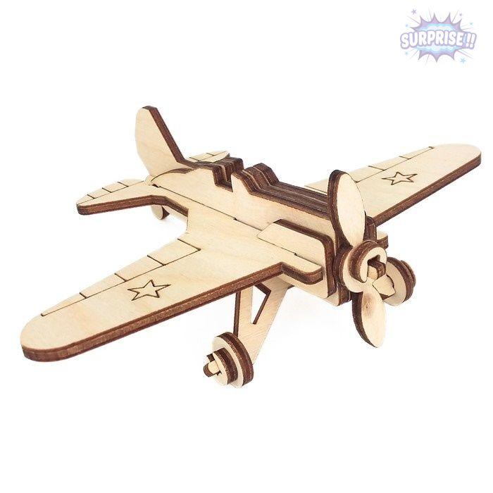 «Военный самолет И-16» конструктор военная техника