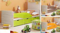 Детская Бриз МДФ Кровать - 3
