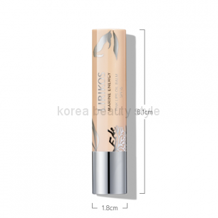 Lirikos Marine Energy Pink Lips Oil Balm - розовый тонирующий бальзам для губ 2,4 гр.