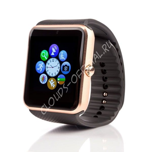 Умные часы Smart Watch BRAVIKA GET (gold)