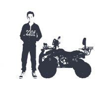 Подростковые квадроциклы