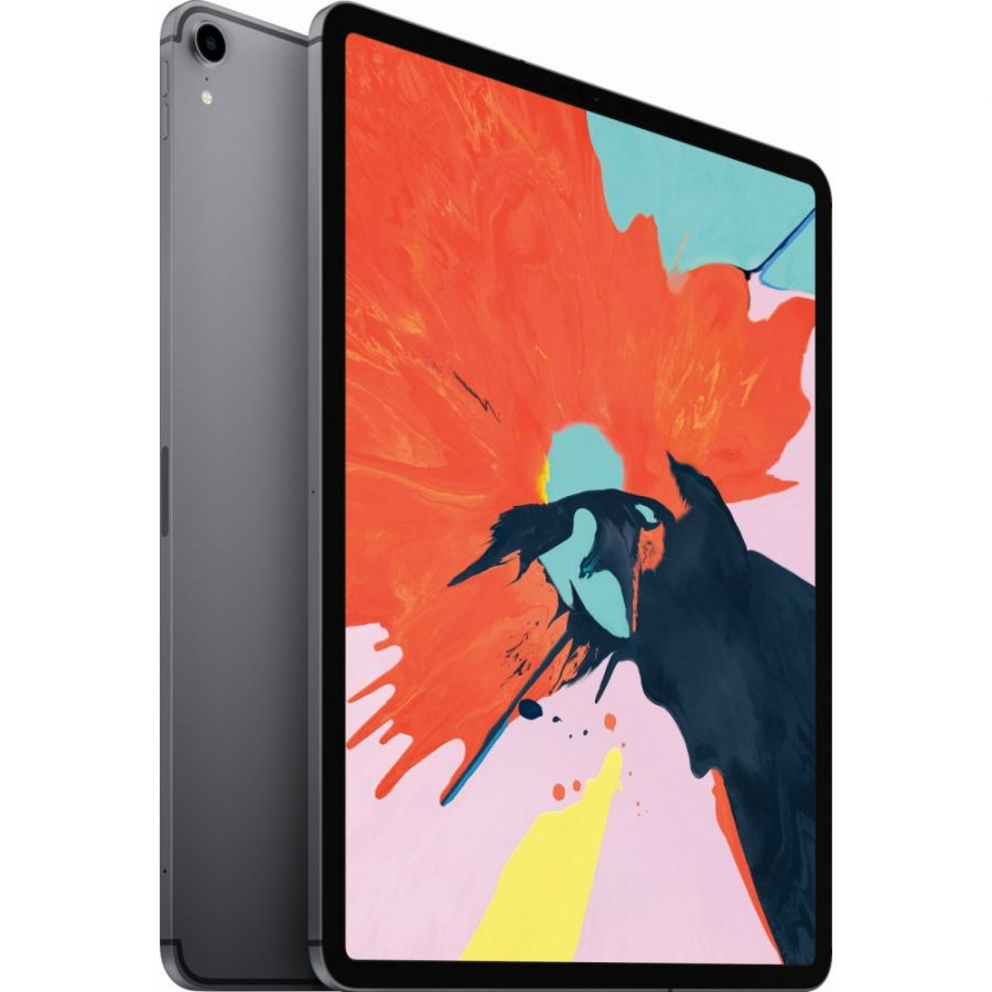 Планшет Apple iPad Pro 12.9 (2018) 1ТБ Wi-Fi+Cellular Space Gray