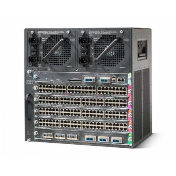 Коммутатор Cisco Catalyst WS-C4506E-S6L-96V+