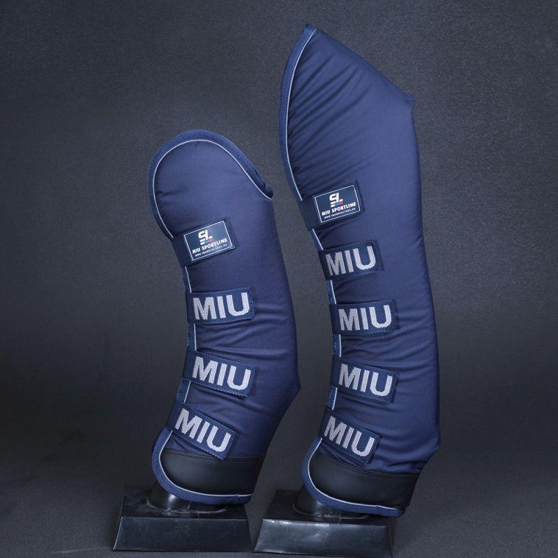 Ногавки транспортировочные MIU SportLine Guard Boots СИНИЕ