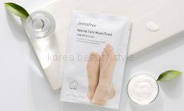 Special Care Mask (Foot) от  Innisfree ( 20 мл) -  маска специальный уход для ног от Иннисфри
