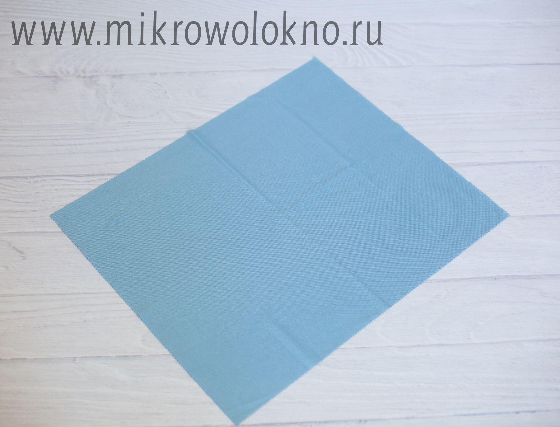 Тонкая салфетка для стёкол DH™
