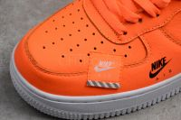 Nike Air Force 1 Low Just Do It Pack orange