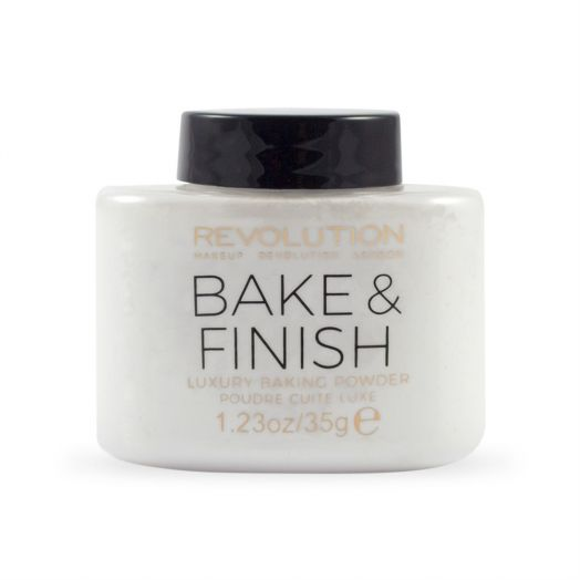 Revolution Makeup Рассыпчатая пудра Baking Powder Ghost Finish