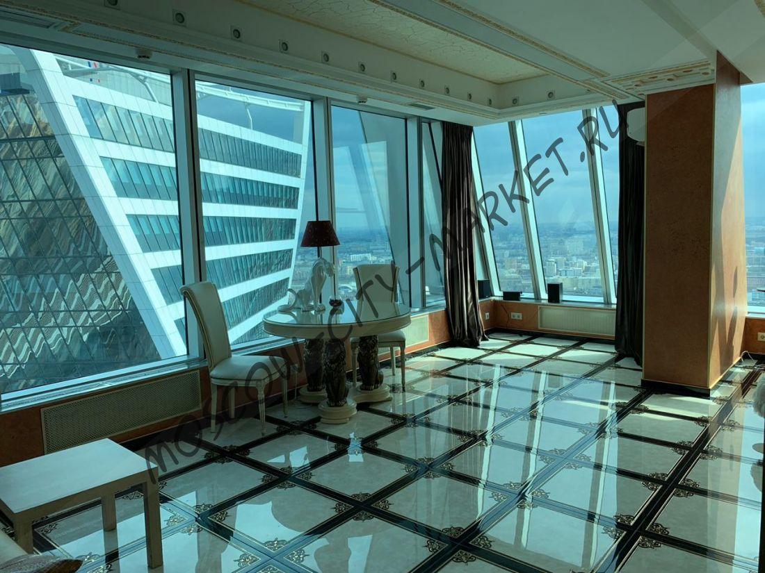 Апартаменты на 1 час скай лофт-55 (Видовой)