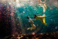 Подводная фотосъемка в Гурзуфе
