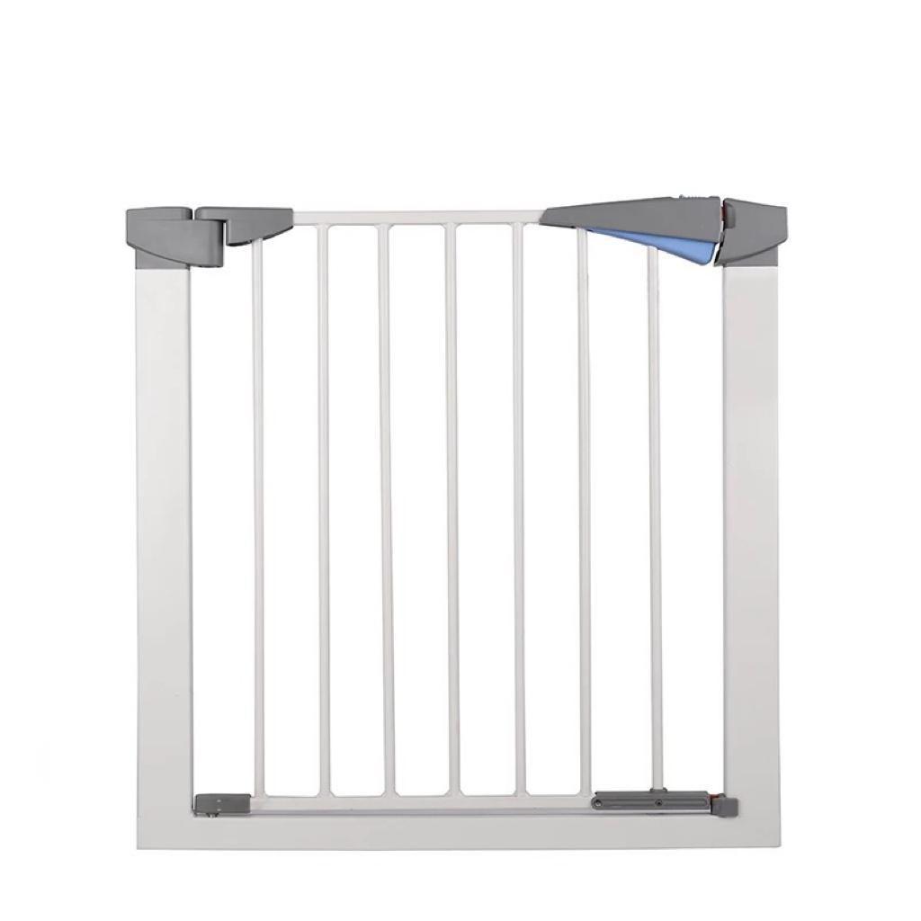 Ворота безопасности 76-83х75 перегородка  барьер без сверления стен