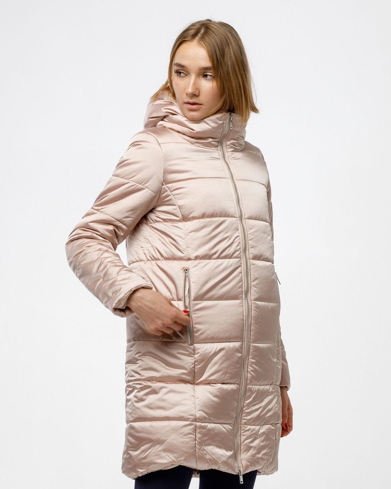 Пальто женское HEIDEN цвет dusty rose вид2
