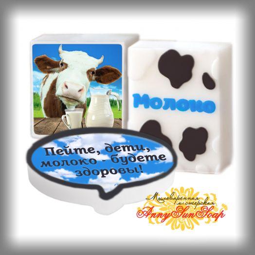 """Набор мыла """"Коровье молоко"""""""