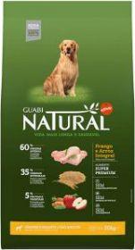 Guabi Natural д/взрослых собак крупных пород 15кг