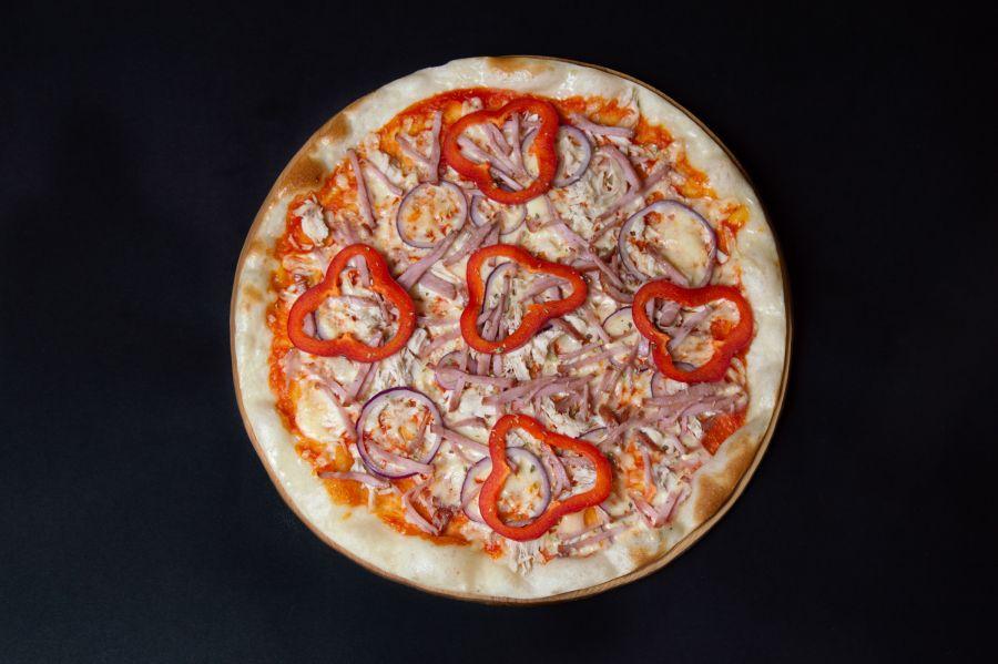 Пицца Чоризо (острая)