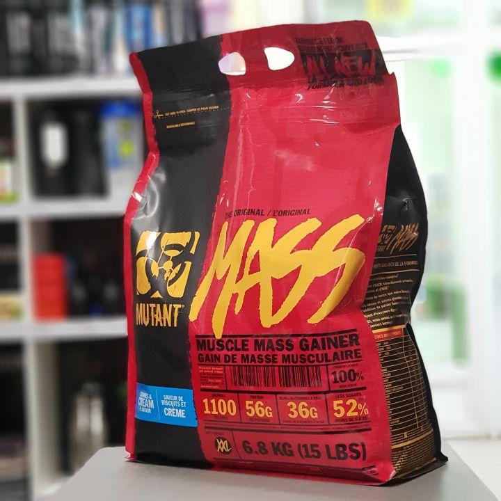 Mutant - Mass (15 lb/6800г)