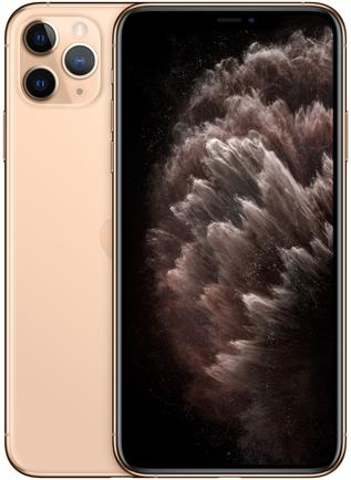 Смартфон Apple iPhone 11 Pro Max 256GB Золотой