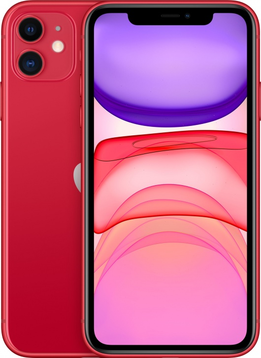 Apple iPhone 11 256GB ((PRODUCT) RED™)
