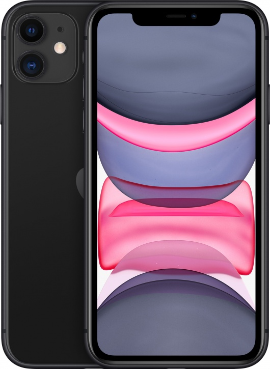 Apple iPhone 11 256GB (черный)
