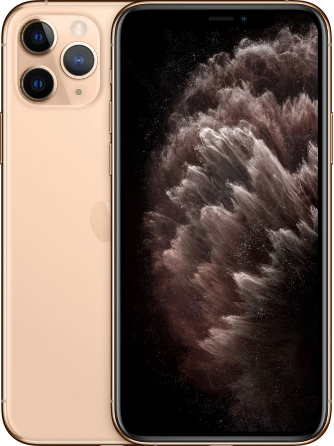 Apple iPhone 11 Pro Max 512 GB Gold (Золотой)