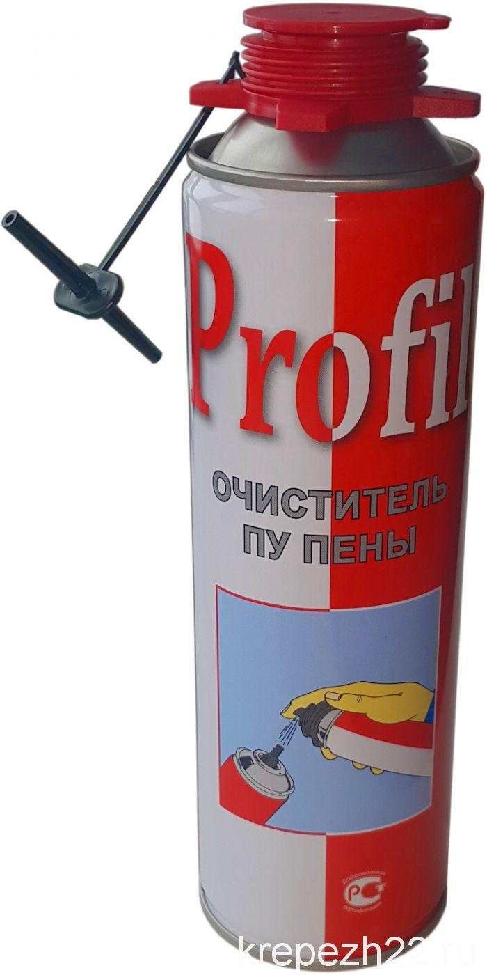 Очиститель монтажной пены Profil 400ml