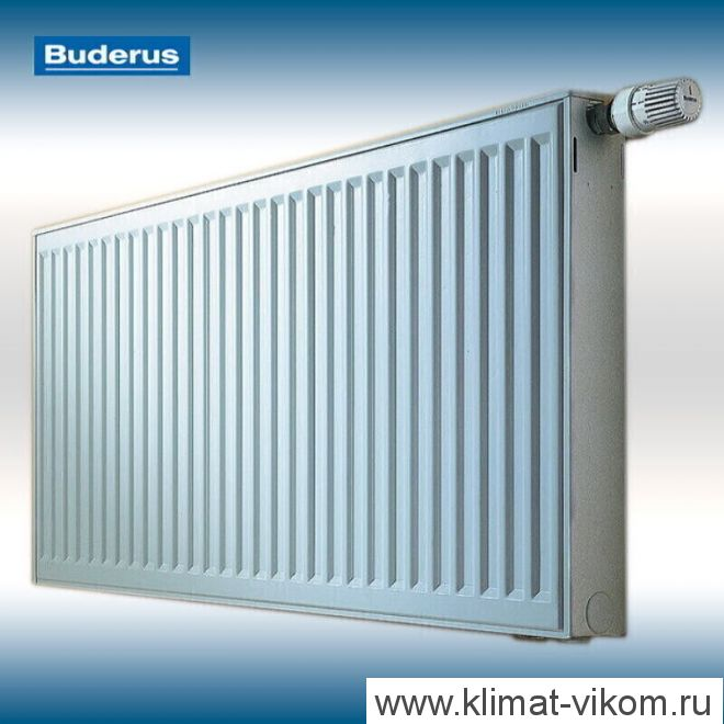 Buderus K-Profil 22/500/600