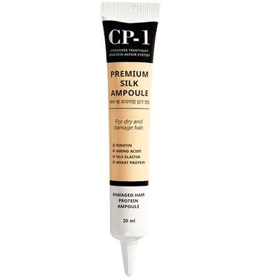Несмываемая восстанавливающая сыворотка с протеинами шелка CP-1 ESTHETIC HOUSE ,150 ml
