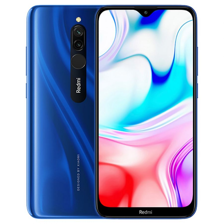 Xiaomi Redmi 8 Blue 32Gb