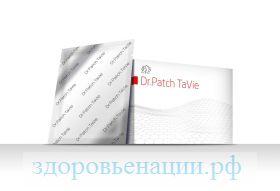 Инфракрасный пластырь «Dr.Patch TaVie»