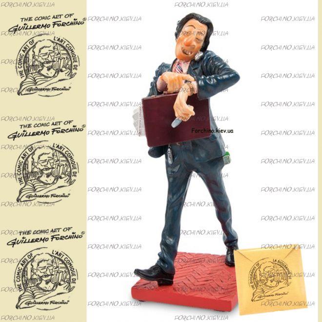 "Фигурка бизнесмен 84004 ""The Businessman. Forchino"""