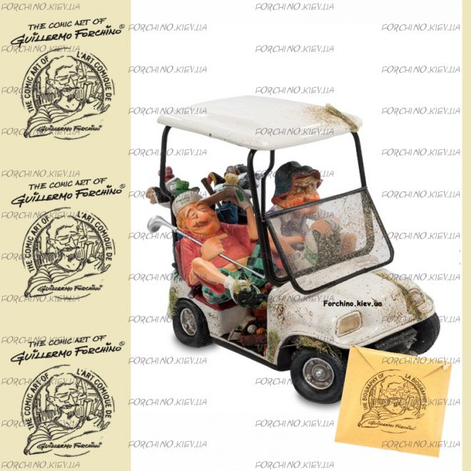 "Гольф - кар 85076 ""The Buggy Buddies. Forchino"""