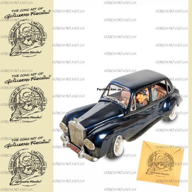 "Автомобиль 85085 ""The Big Boss Limousine. Forchino"""