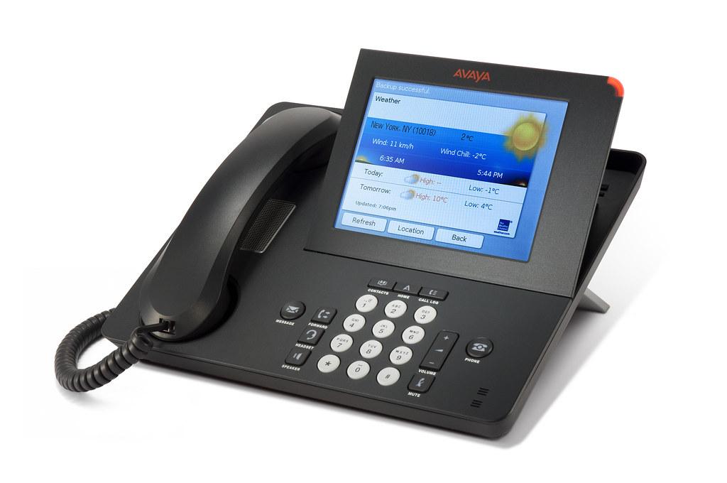 VoIP-телефон Avaya 9670G
