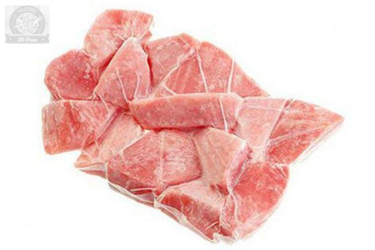 Стейк Тунца свежемороженый 100-150 гр. Упаковка 1 кг