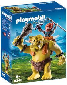 Playmobil 9343 Тролль со злодеем