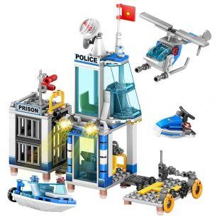 Конструктор Lego морской полицейский участок
