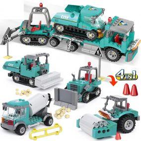 Конструктор Lego городской инженерный грузовик