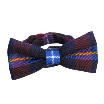 Шотландская галстук-бабочка (100% шерсть)