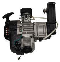 Двигатель в сборе с электростартером