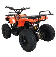 Детский электрический квадроцикл BIG WHEEL 1000 ватт оранжевый 3