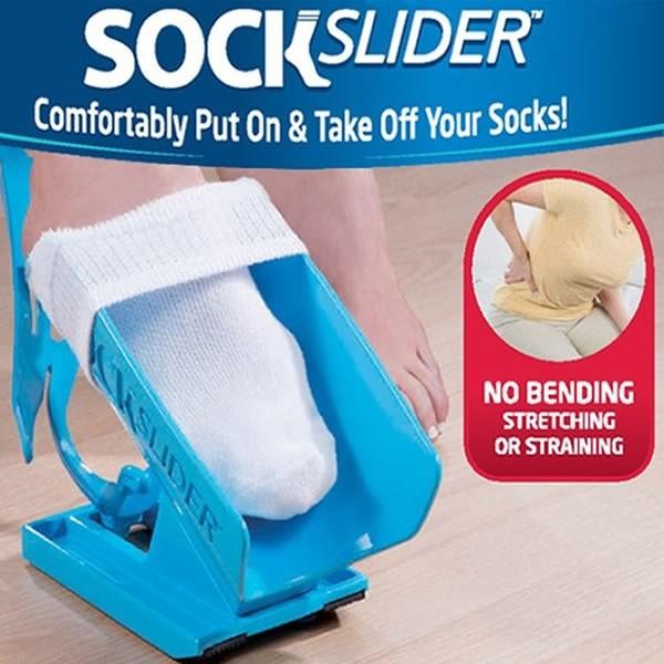 Приспособление для надевания носков Sock Slider