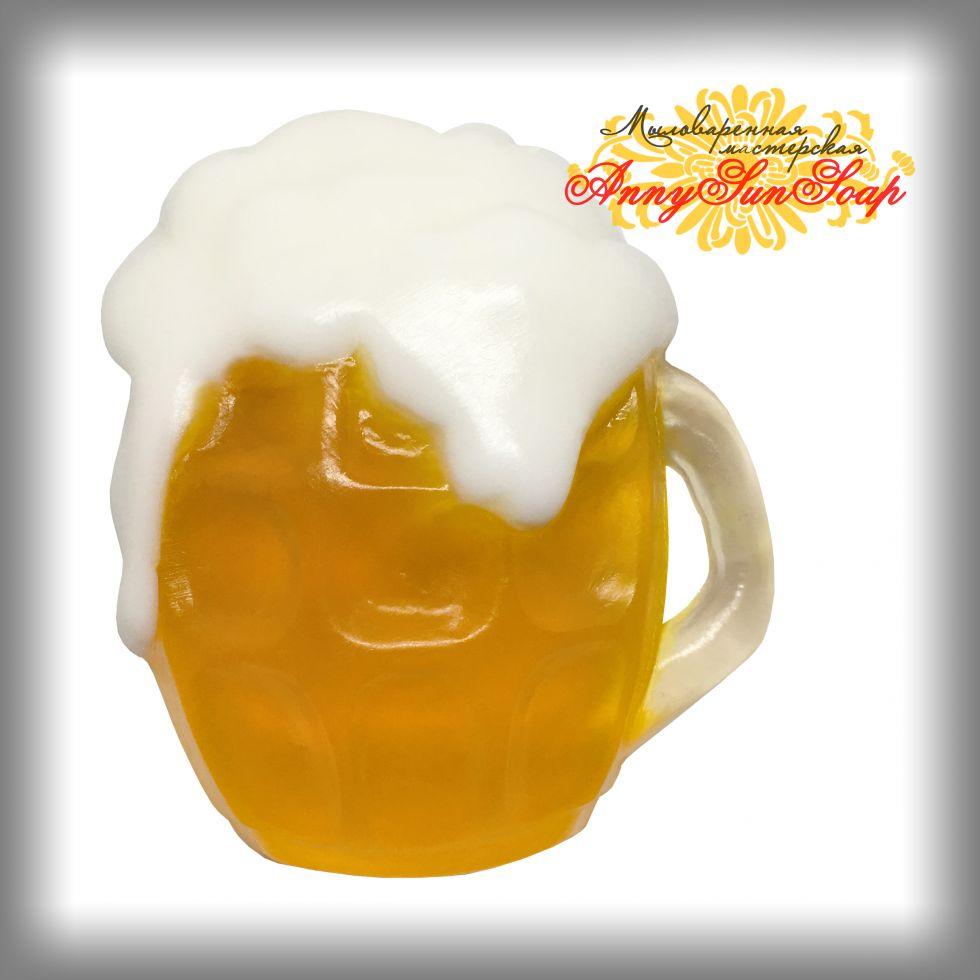 """Мыло """"Кружка пива"""""""