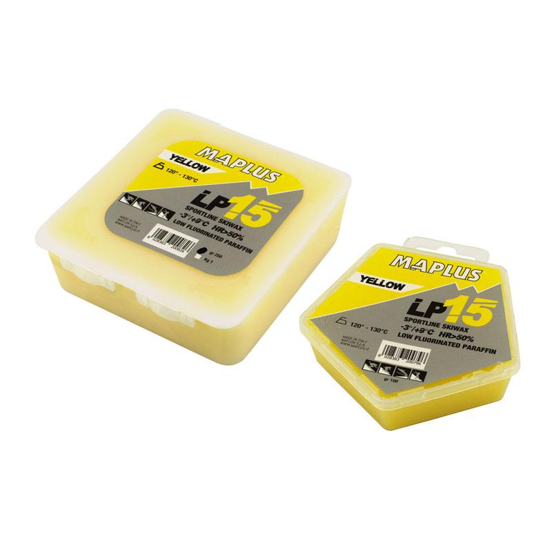 парафин maplus lp15 yellow низкофтористый -3/+9 100 гр
