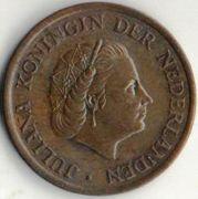 5 центов. 1979 год. Нидерланды.