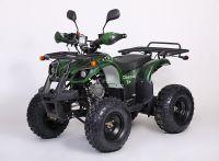 Avantis Classic 8+ 125 сс Квадроцикл бензиновый зеленый камуфляж вид 1