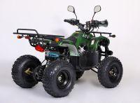 Avantis Classic 8+ 125 сс Квадроцикл бензиновый зеленый камуфляж вид 4