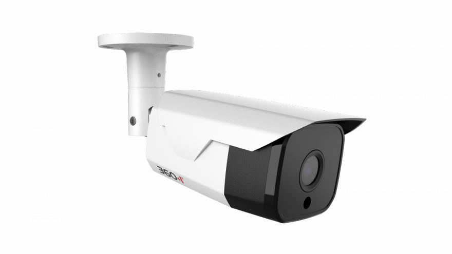 Модель 0050, 2 Мп IP-камера, 2.8мм, цилиндрическая, PoE.