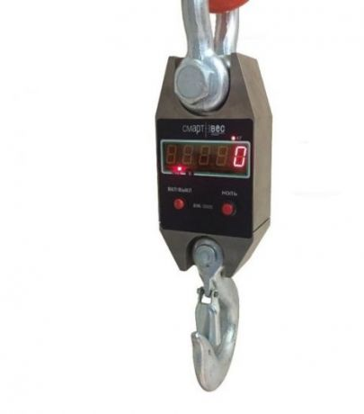 Крановые весы электронные ВЭК-3000, ударопрочные