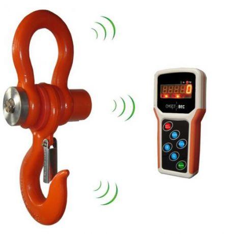 Крановые весы электронные ВЭК-Д-5000 (5000кг)